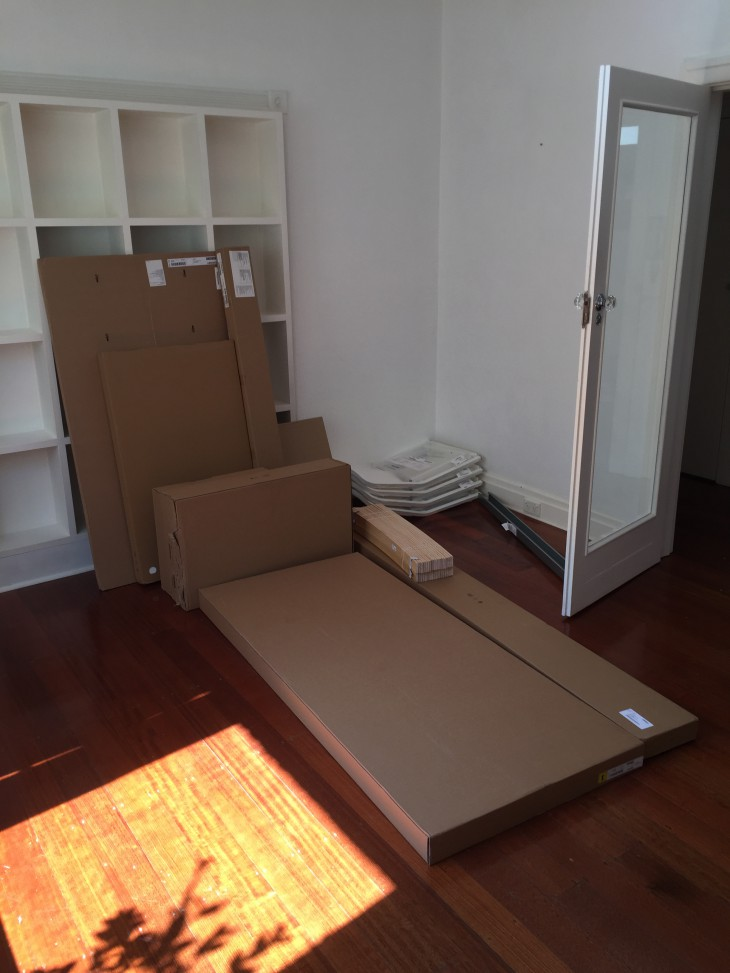 Furniture Delivered