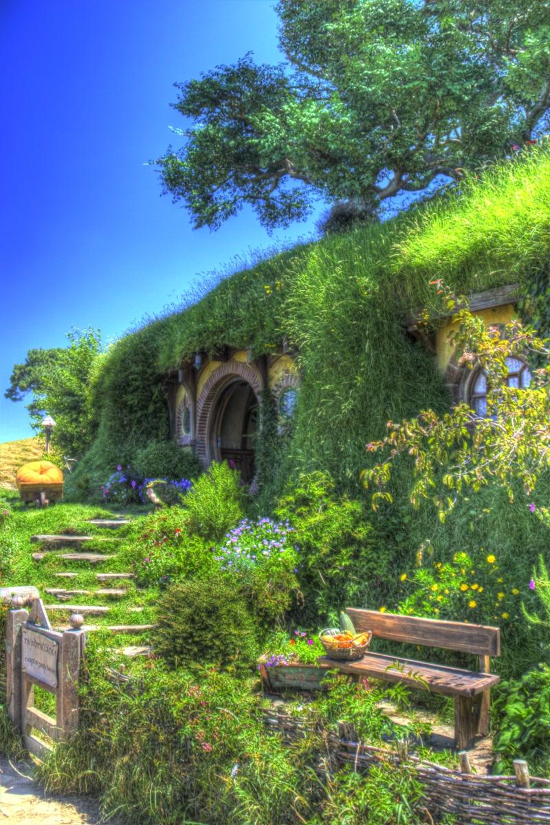 Hobbiville Bilbo House